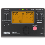 Korg TM-60 Tuner and Metronome