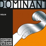 "Thomastik-Infeld Dominant Violin ""D"" - Synthetic Core, Aluminum Wound 1/2, 1/4, 1/8, 3/4, 4/4"