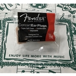 Fender Concert Ear Plugs - Single Pair