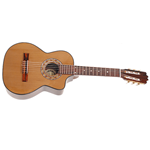 Paracho Elite GONZALES Requinto - Solid Cedar Top