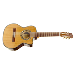 Paracho Elite ZAPATA Requinto - Solid Cedar Top