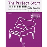 The Perfect Start for Note Reading 3  Piano