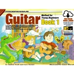 Progressive Guitar Method for Young Beginners Book 1