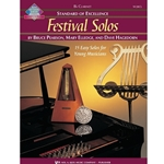 Standard of Excellence: Festival Solos Book 1