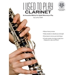 I Used To Play Clarinet w/CD