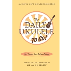 The Daily Ukulele To Go (Compact)  Ukulele