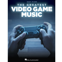 The Greatest Video Game Music Easy Piano Solo