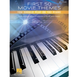 First 50 Movie Themes You Should Play on Piano Easy Piano