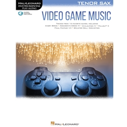 Video Game Music for Tenor Sax