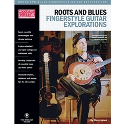 Roots & Blues Fingerstyle Guitar Explorations