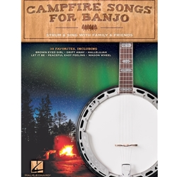 Campfire Songs for Banjo  Banjo