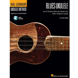 Hal Leonard Ukulele Method Blues Ukulele