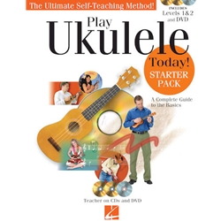 Play Ukulele Today! – Starter Pack