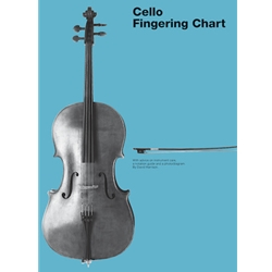 Cello Fingering Chart  Cello