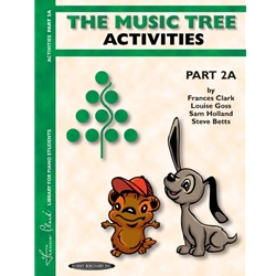 Music Tree Activities Part 2A