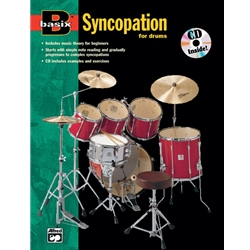 Basix Syncopation for Drums  Percussion