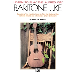 Learn to Play the Alfred Way Baritone Uke