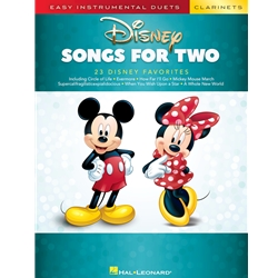 Disney Songs for Two Easy