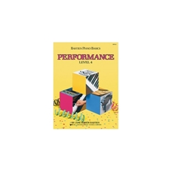 Bastien Piano Basics: Performance  4