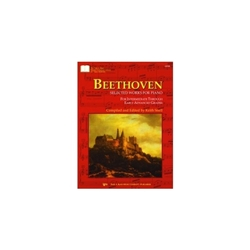 Beethoven Selected Works for Piano Intermediate Piano