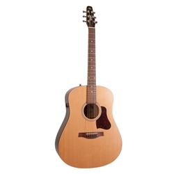 Seagull 046416 S6 Cedar Original Slim QIT Dreadnought
