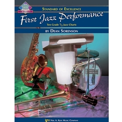Standard of Excellence: First Jazz Performance 0.5